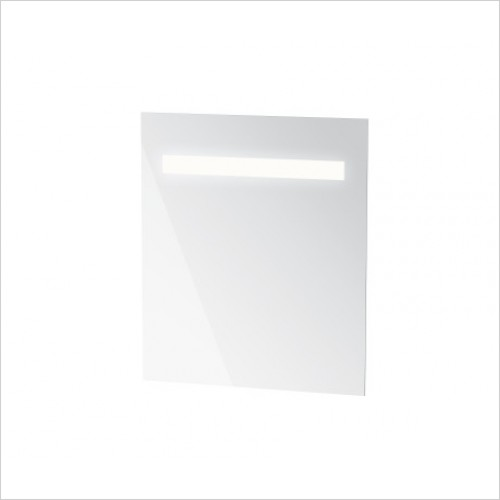 Duravit Accessories - Ketho Bathroom Mirror With Lighting 750x650x41mm