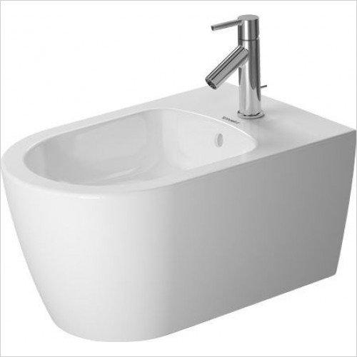 Duravit Bidets - ME By Starck Bidet Wall Mounted 570mm 1TH