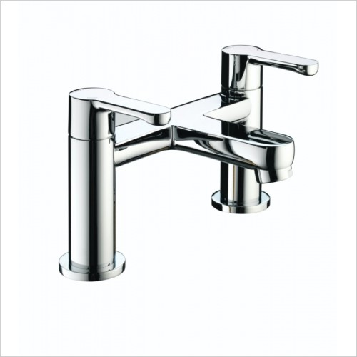Bristan Taps - Nero Bath Filler