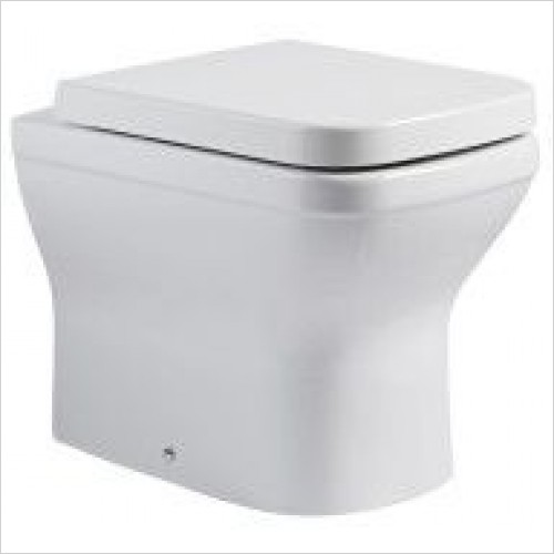 Roper Rhodes Toilets - Cover Back To Wall WC Pan