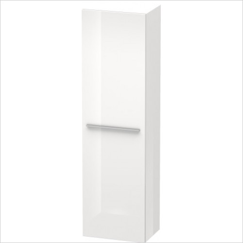 Duravit Furniture - X-Large Tall Cabinet 1760x500x358mm RH Hinge