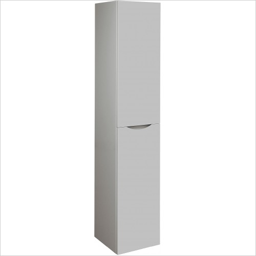 Crosswater Bathroom Furniture - Glide II Tower/Linen Unit