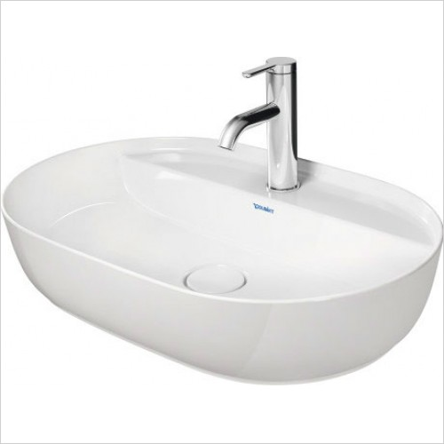 Duravit - Basins - LUV Washbowl 600mm Ground Outer Basin