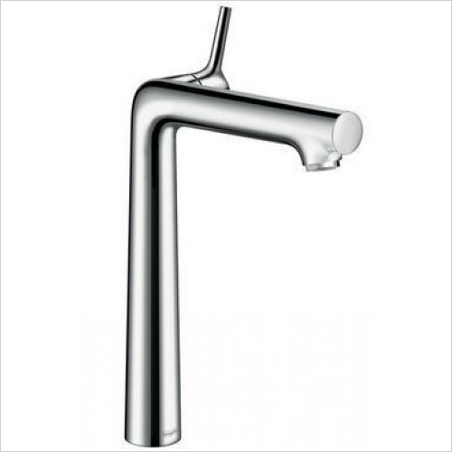 Hansgrohe Taps - Talis S Single Lever Basin Mixer 250, Pop-Up Waste