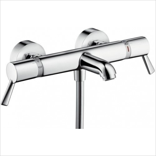 Hansgrohe Taps - Ecostat Comfort Care Thermostat Bath Mixer