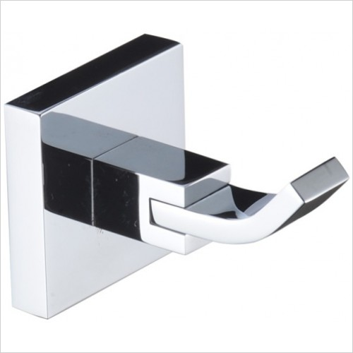 Bristan Accessories - Square Robe Hook