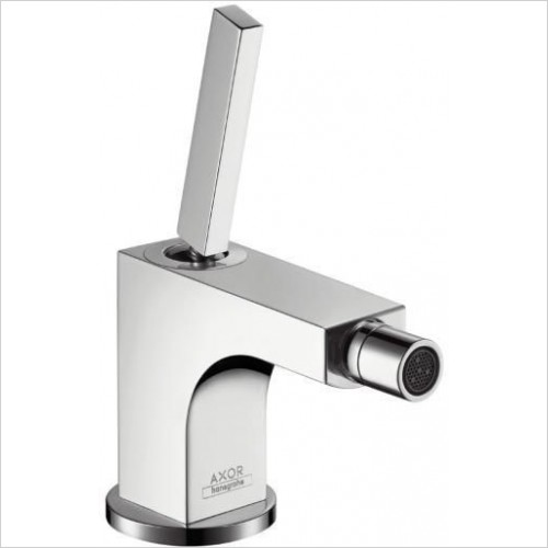 Axor Taps - Citterio Single Lever Bidet Mixer 90
