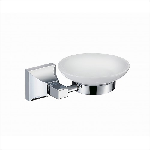 Heritage Accessories - Chancery Soap Dish