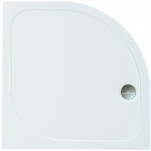 Merlyn Shower Enclosures - MStone Quad Shower Tray 800mm