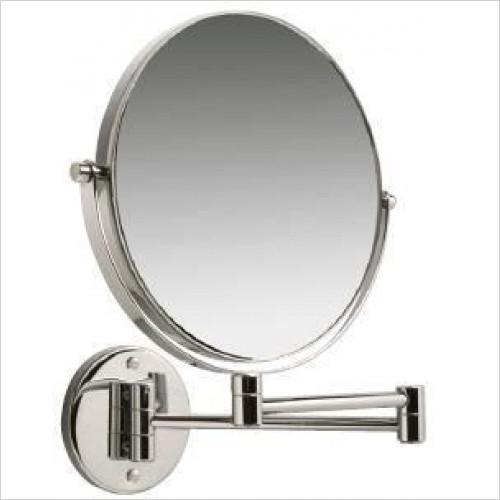 Miller Accessories - Beem Primary Wall Mounted Round Mirror