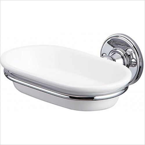 Burlington Accessories - Soap Dish