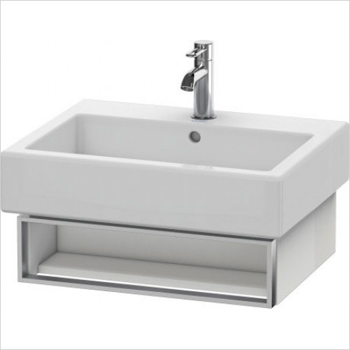 Duravit Furniture - Vero Vanity Unit 155x550x431mm - White High Gloss - VE6004