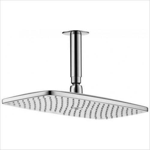 Hansgrohe Showers - Raindance Overhead Shower With Ceiling Arm E 360 AIR 1 Jet