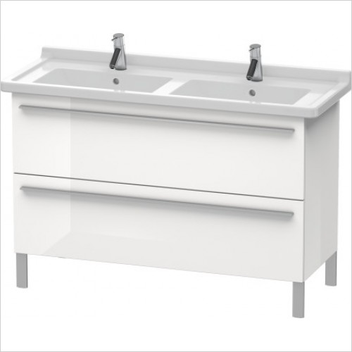 Duravit Furniture - X-Large Vanity Unit 668x1200x470mm 2 Drawers