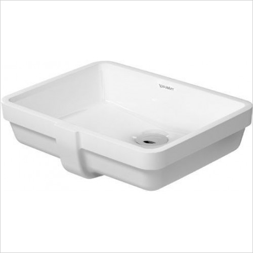Duravit - Basins - Vero Vanity Basin 430mm Undercounter Basin
