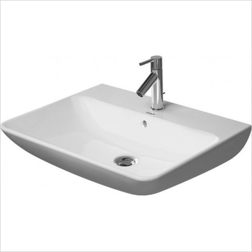 Duravit - Basins - ME By Starck Washbasin 650mm 1TH