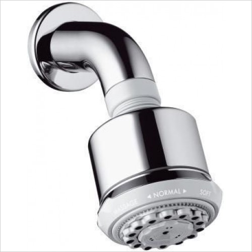Hansgrohe Showers - Clubmaster Overhead Shower With Shower Arm