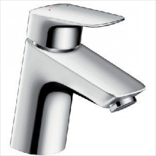 Hansgrohe Taps - Logis Single Lever Basin Mixer 70 Without Waste Set