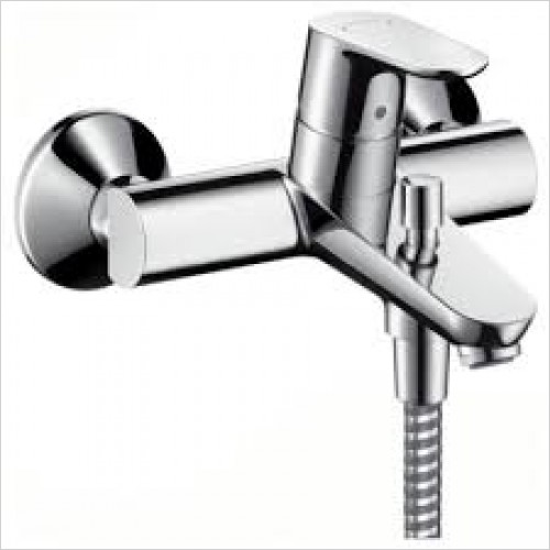 Hansgrohe Taps - Focus E2 Exposed Bath Mixer Eco
