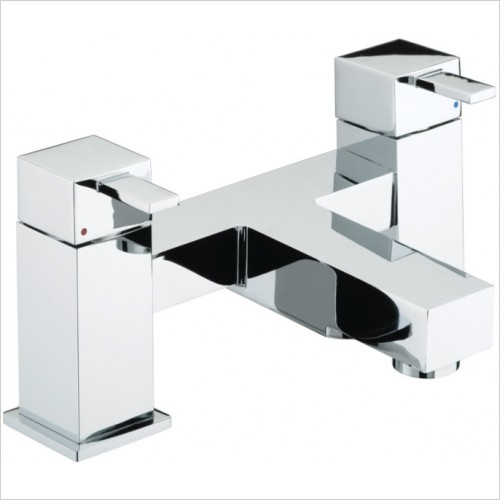 Bristan Taps - Quadrato Bath Filler