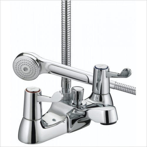 Bristan Showers - Lever Bath Shower Mixer With Ceramic Disc Valves