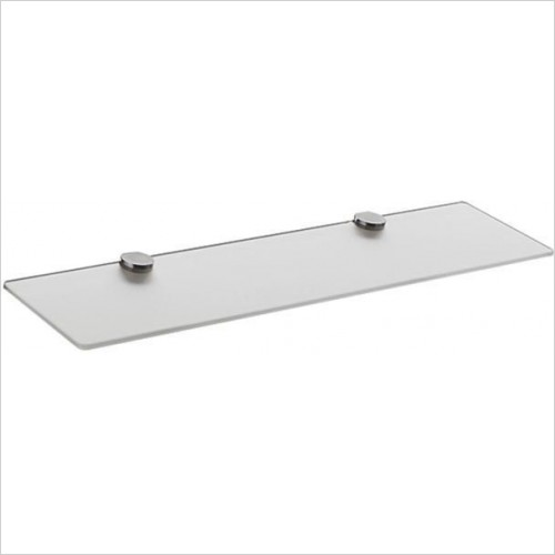 Axor Accessories - Uno Glass Shelf 630mm