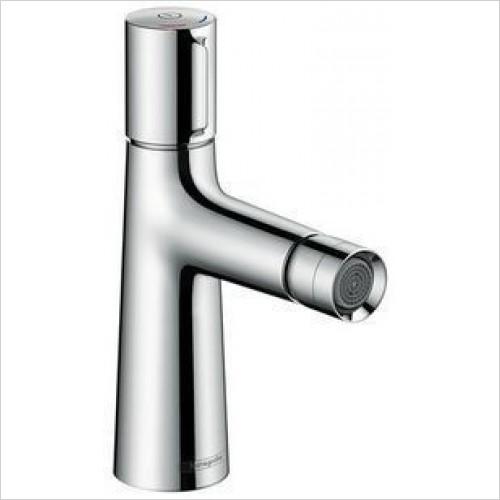 Hansgrohe Taps - Talis Select S Single Lever Bidet Mixer, Pop-Up Waste