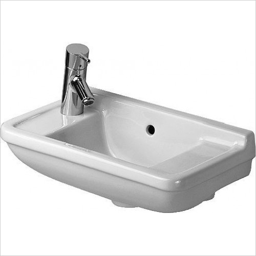 Duravit - Basins - Starck 3 Handrinse Basin 500mm