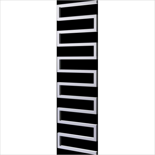 Radox Radiators - Serpentine Towel Warmer - 1570 x 500mm