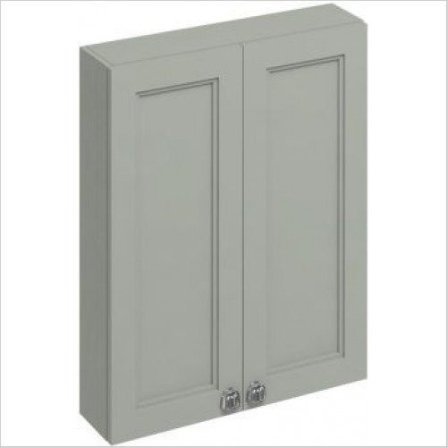 Burlington Furniture - 600 Double Door Wall Unit