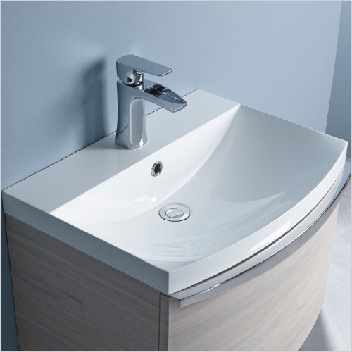 Roper Rhodes Basins - Serif 600mm Gelcoat Basin