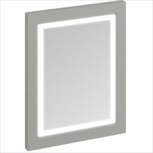 Burlington Accessories - 600mm Framed LED Mirror