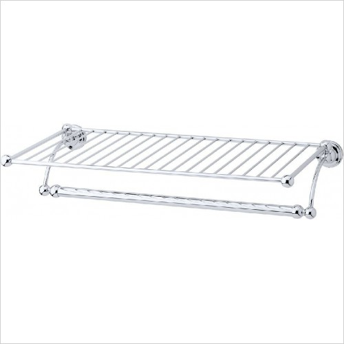 Perrin and Rowe Accessories - Traditional 20'' Towel Rack