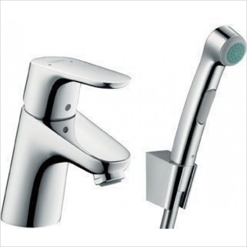Hansgrohe Taps - Focus E2 Bidet Set