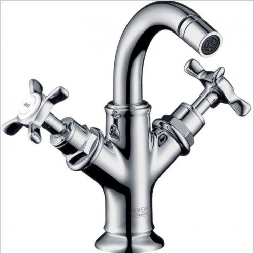 Axor Taps - Montreux 2 Handle Bidet Mixer
