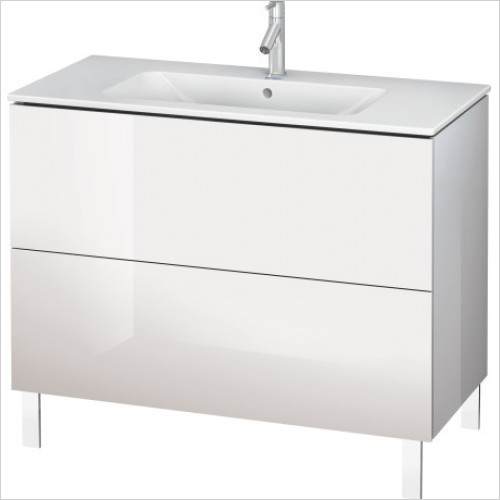 Duravit Furniture - L-Cube Vanity Unit 704x1020x481mm