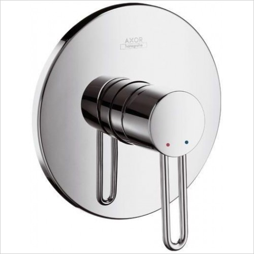 Axor Showers - Uno2 Single Lever Bath Or Shower Mixer