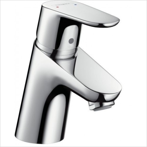 Hansgrohe Taps - Focus E Single Lever Basin Mixer Without Waste
