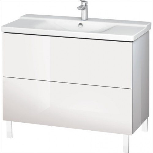 Duravit Furniture - L-Cube Vanity Unit Floorstanding 709x1020x481mm