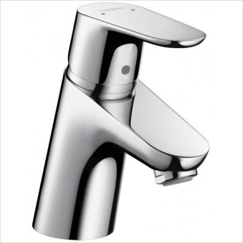 Hansgrohe Taps - Focus E2 Single Lever Basin Mixer Without Waste Set