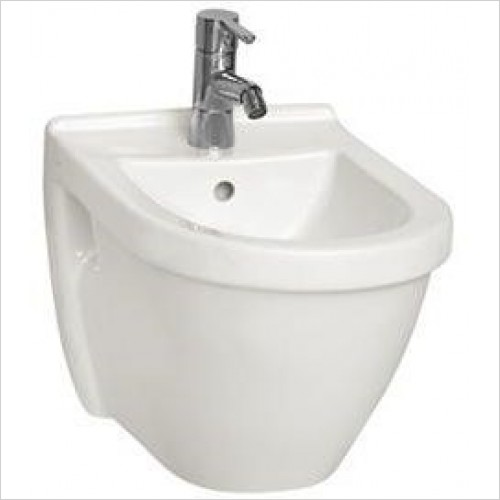 Vitra Toilets - S50 Wall-Hung Bidet 1TH