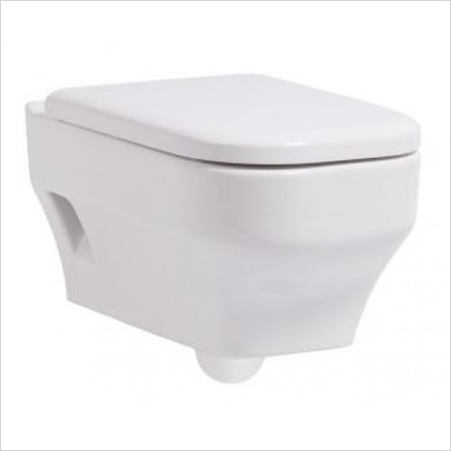 Roper Rhodes Toilets - Accent Wall Hung Pan 505mm