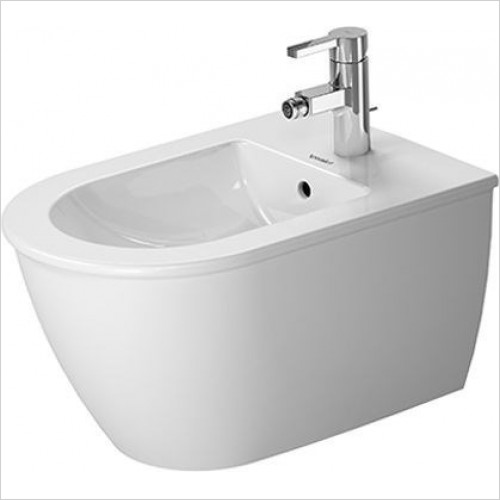 Duravit Bidets - Darling New Bidet Wall Mounted 540mm 1TH