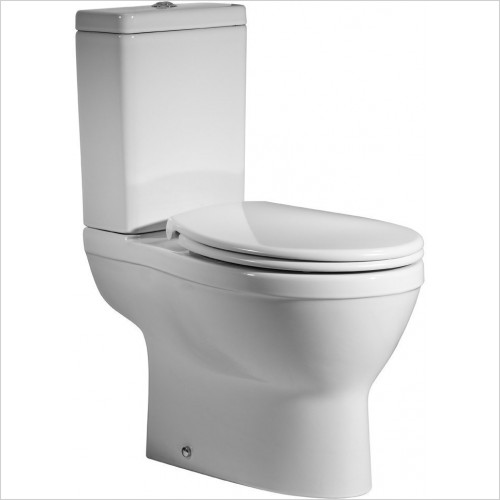 Roper Rhodes Toilets - Minerva Close Coupled WC  Toilet Pan