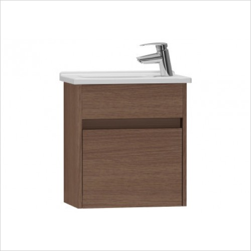 Vitra Furniture - S50 Compact Washbasin Unit 45cm Including Basin