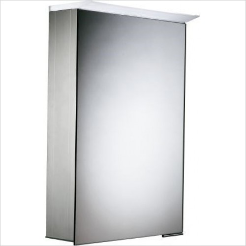 Roper Rhodes Furniture - Viper Illuminated Cabinet 400 x 600mm