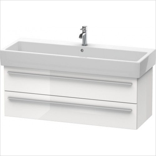 Duravit Furniture - X-Large Vanity Unit 448x1150x443mm Wall Mounted