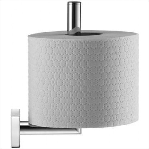 Duravit Accessories - Karree Spare Toilet Roll Holder