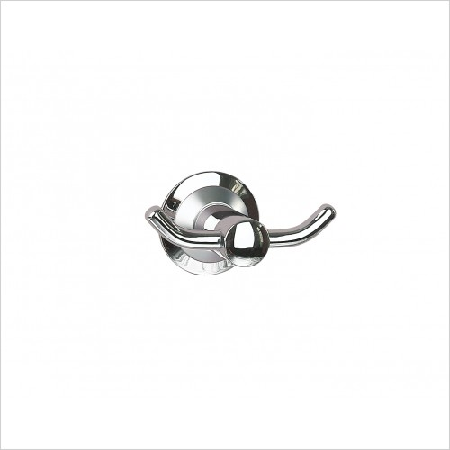 Miller Accessories - Metro Double Robe Hook
