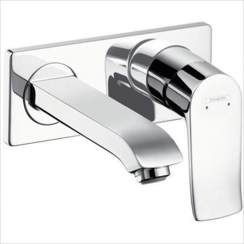Hansgrohe Taps - Metris Single Lever Basin Mixer